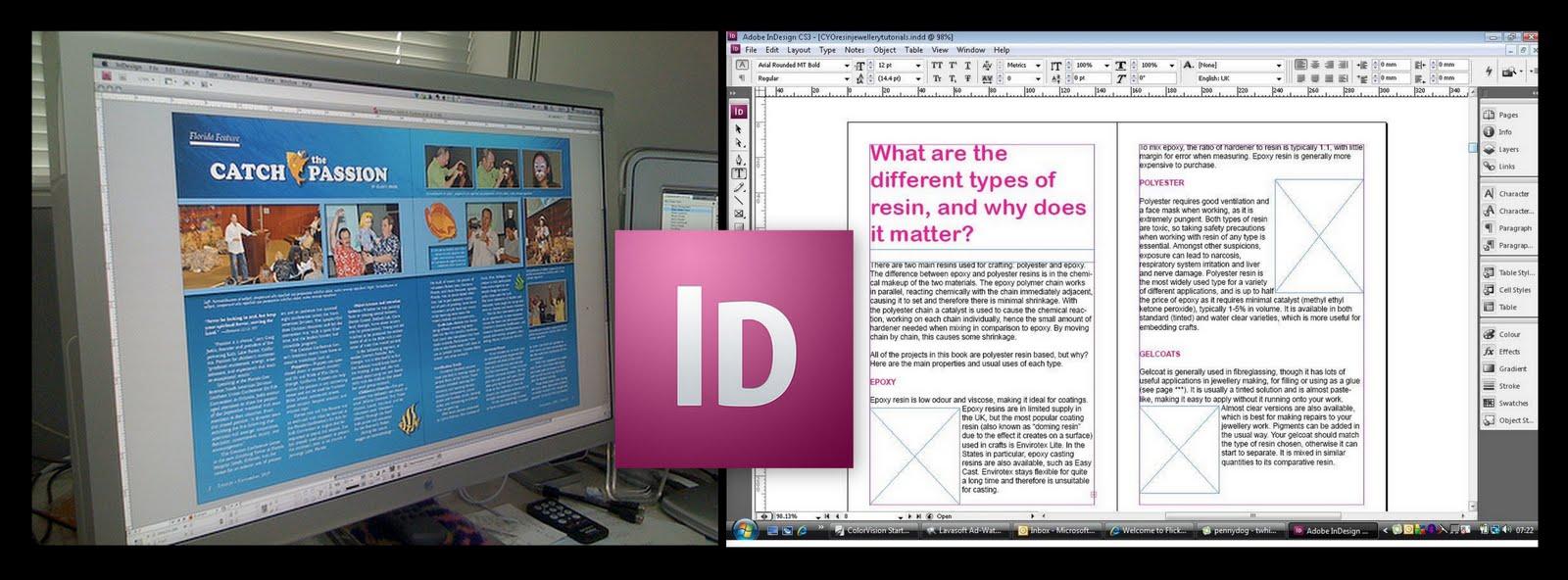 Poster design in indesign - Great Day Indesign Poster Creation Workshops
