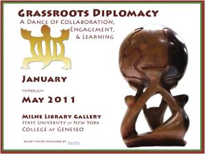 Ghana Exhibit information