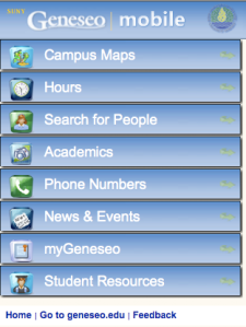 Get Milne Library and SUNY Geneseo info on your mobile device ...