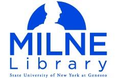 Milne Library Logo