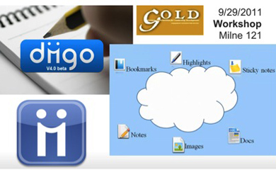 Organize Your Web Research with Diigo