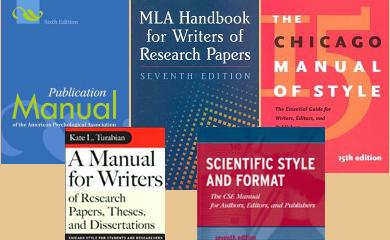 Citation Manuals