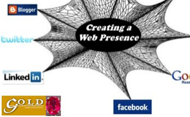 Creating a Professional Web Presence